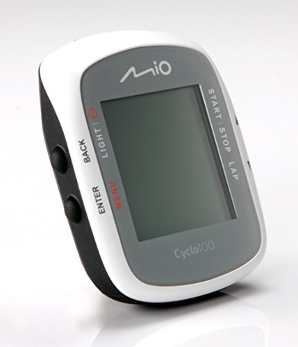 Mio Cyclo 100, Ciclo Computer, Display 1.8 Pollici