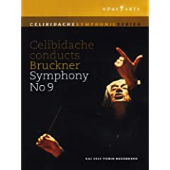 Celibidache Conducts Bruckner [DVD] [Import]