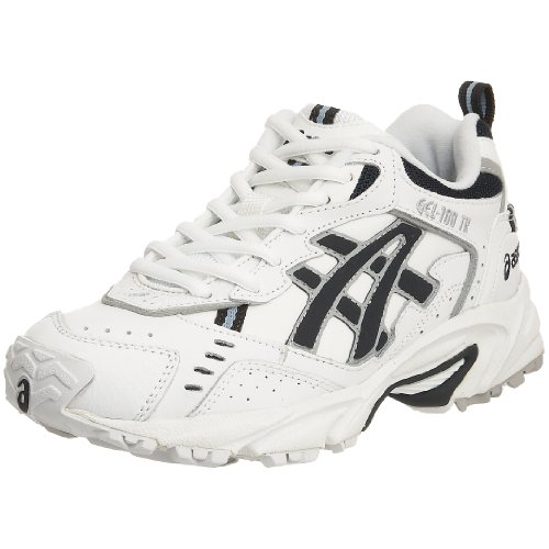 Asics Women's Gel 100 TR Cross-Trainer White/Ink/Moon SL157015A 4.5 UK