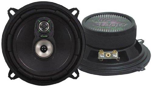 Lanzar Vx530 Vx 5.25-Inch Three-Way Speakers