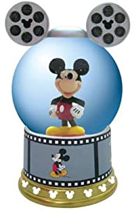 Disney Mickey Mouse Film Roll Movie Musical Water Snow Globe by Westland Giftware
