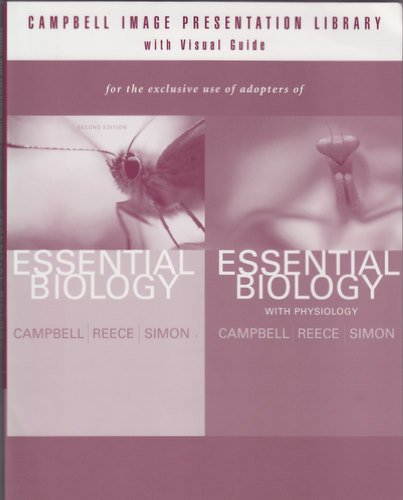 Campbell Image Presentation Library with Visual Guide for Essential Biology
