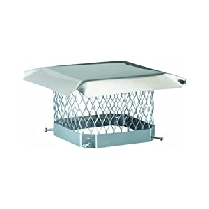 Hy-C Co. SCSS913 Stainless Steel Chimney Cap