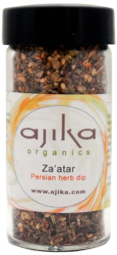 Ajika Organic Green Za'atar (Zaatar) - Herbal
