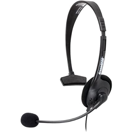 dreamGEAR-DG360-1711-Mono-Headset