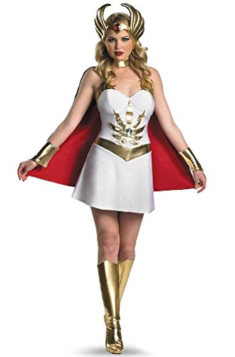 8eighteen Princess of Power She-Ra Deluxe Adult Costume ()