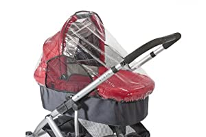 UPPAbaby Infant Vista Bassinet Rain shield (Discontinued by Manufacturer)