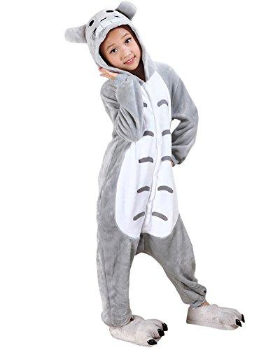 Molly Pigiama Bambini Unisex Tuta Pigiama Fumetto Costume Cosplay 125