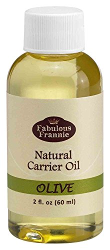 Olive Pure & Natural Carrier Oil 2 oz