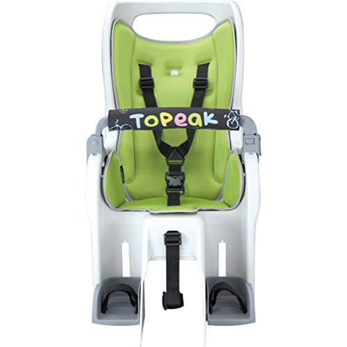 Topeak BabySeat II Seat Pad Replacement Kit, Green