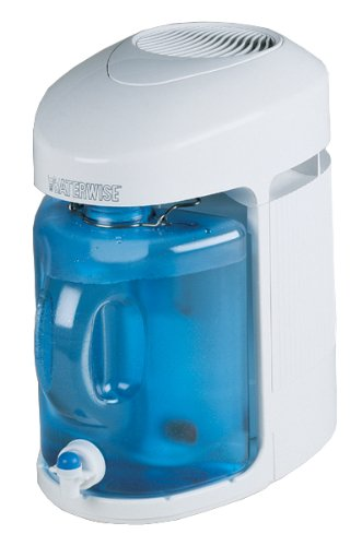 5 Gallon Water Distiller ~ Waterwise compact table top purifier distiller