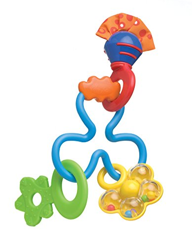 Playgro Twirly Whirl Baby Rattle
