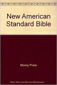 Amazon Com New American Standard Bible Loose Leaf