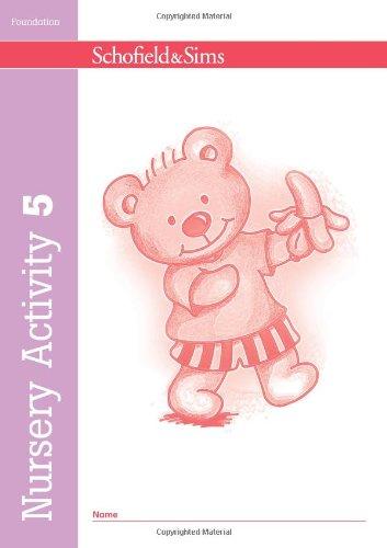 Nursery Activity Book 5: Bk. 5
