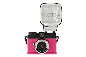 Lomography Diana Mini & Flash En Rose En Rose