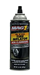 Mag 1 588644-12PK Non-Flammable Fill and Seal Tire Inflator Cone - 12 oz., (Pack of 12)