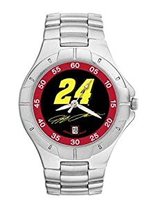 LogoArt Jeff Gordon Mens PRO II Sport Watch - Jeff Gordon One Size by LogoArt