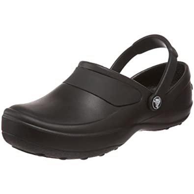 Crocs - Mercy Work Women's Footwear Womens, EUR: 33.5, Black/Black
