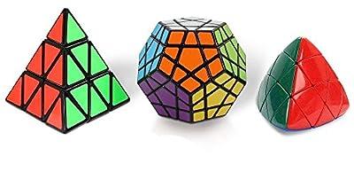 Brainiac® Megaminx Speed Cube Collection by Brainiac®