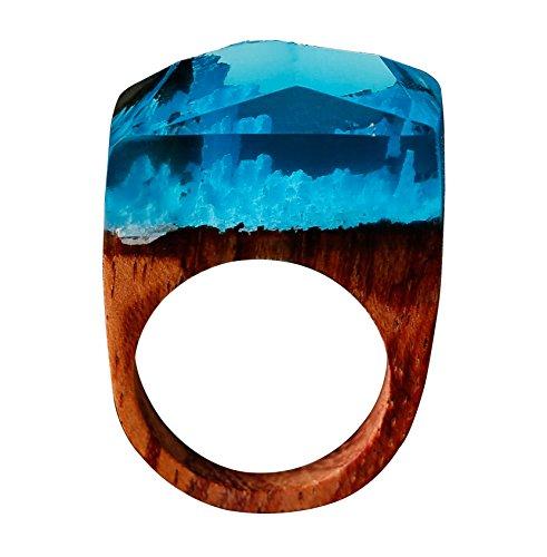 realizzato-a-mano-in-legno-anelli-resina-blu-o-da-donna-anelli-fantastic-mini-secret-forest-snowing-