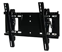 Peerless PT640 Universal Tilt Wall Mount for 23-Inch to 46-Inch LCD Flat Panel Screens