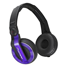 Pioneer Closed Mold Dynamic Headphones Hdj-500-v