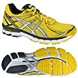 Asics GT-2000 2 running shoes women Gentlemen yellow/black (Size: 46) running shoes women