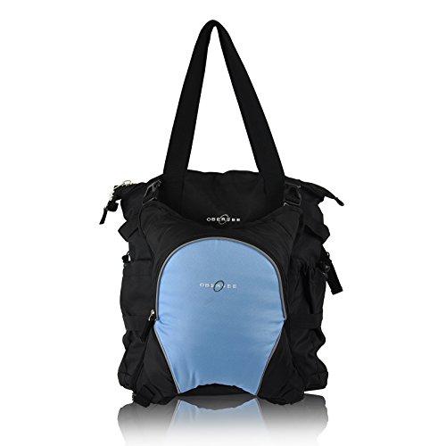 obersee-borsa-fasciatoio-innsbruck-con-borsa-termica-removibile-nero-azzurro