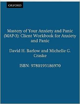 panic attack workbook free pdf
