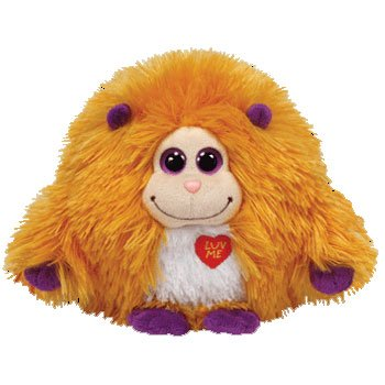 Ty Monstaz Rufus With Sound Plush Toy - 1