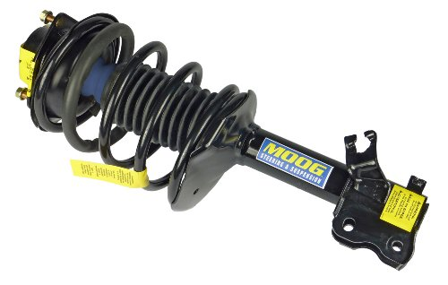 DTA 50111 Front Complete Strut Assemblies With Springs and Mounts Ready to Install OE Replacement 2-pc Pair Fits 2000-2006 Hyundai Elantra