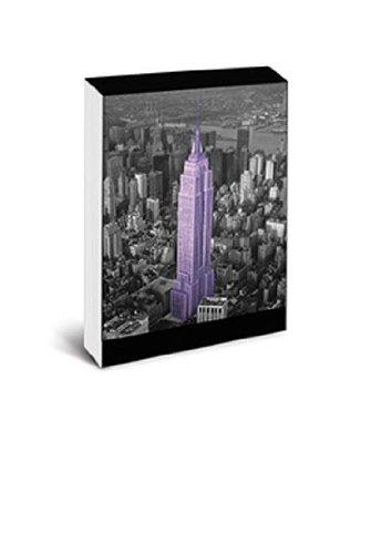 Graphique - New York Glitz Purse Notes, 3 x 4