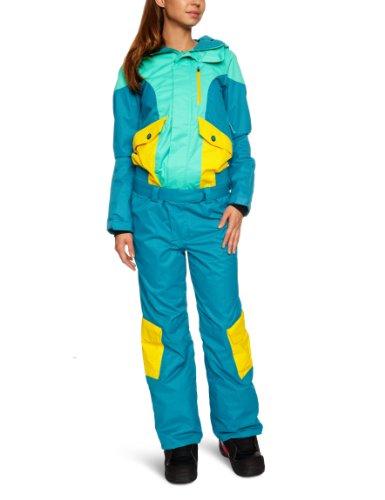 O'Neill Damen Snow Overall Jacke PWFR MOONSTONE FULL, spearmint, L, 255034