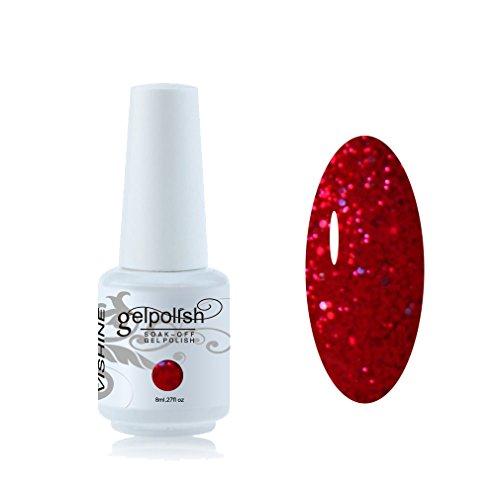 vishine-8ml-gelpolish-lacquer-shiny-color-soak-off-uv-led-gel-nail-polish-manicure-glitter-red-1550
