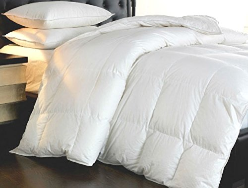 Find Cheap High Quality - Down and Feather - 95/5  Year Round - Comforter - Queen 86 x 86 - 50.5 O...