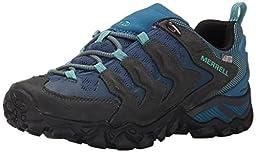 Merrell Women\'s Chameleon Shift Ventilator Waterproof Hiking Shoe, Granite, 5.5 M US