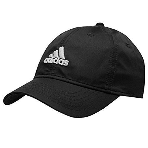 Adidas da uomo da sport flessibile picco cappello Touch e chiudere nuovo, Black, da uomo