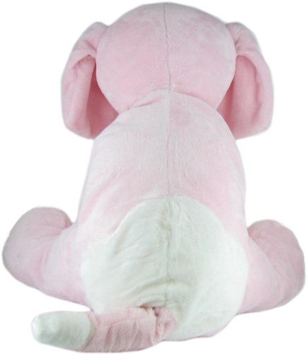 Gund Baby Spunky Plush Puppy Toy, X-Large, Pink