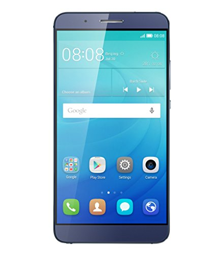 Huawei ShotX Smartphone (5,2 Zoll (13,2 cm) Touch-Display, 16 GB interner Speicher, Android 5.1) Isle Blue