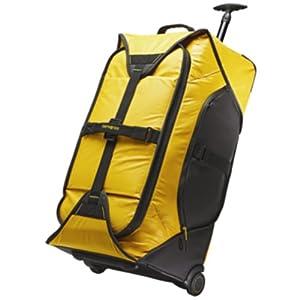 Duffel Bag Water Resistant Wheeled Duffel by Samsonite