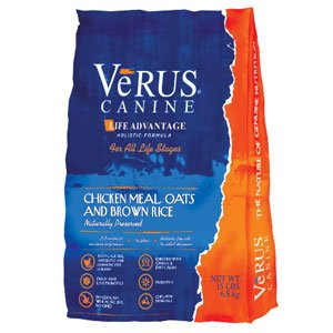 Verus Life Advantage Dog Food 15 lb (Verus Life Advantage compare prices)