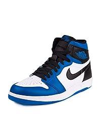 Air Jordan 1 High The Return 1.5 Men Basketball Lifestyle Sneakers New White Black Soar