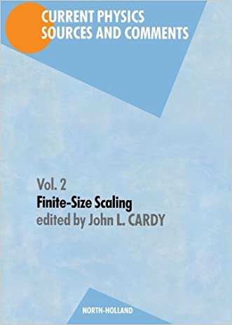 Finite-Size Scaling (Current Physics - Sources and Comments)