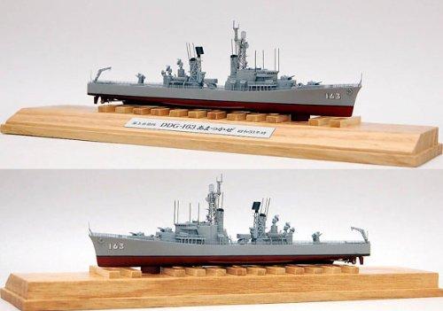 オーシャン・ヴォヤージュ・ジャパン 艦船ミュージアムモデル第2弾 1/700 海上自衛隊 あまつかぜDDG-163 昭和53年時