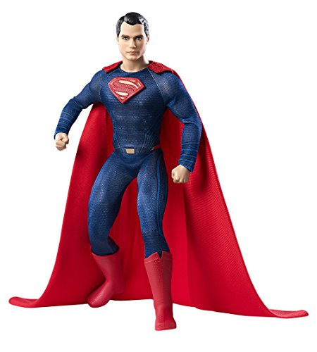 Barbie Collector Batman Superman Justice
