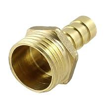 uxcell Brass 1/2
