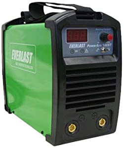 EVERLAST PowerARC 140 140amp Lift Start TIG / Stick IGBT Welder Dual Voltage from Everlast