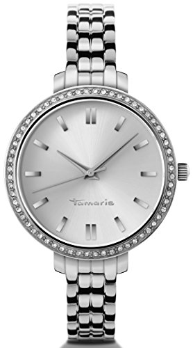 Tamaris - B04000001 - Montre Femme - Quartz - Analogique - Bracelet Acier Inoxydable Argent