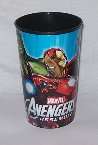 Marvel Avengers Assemble 16oz Plastic Party Drink Cup - 1