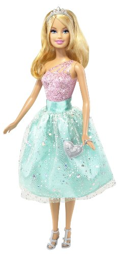 R6393 - Barbie Modern Fairytale - Party Prinzessin